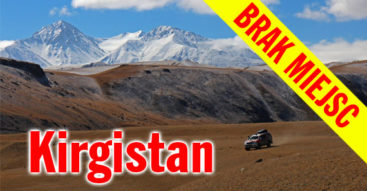 Kirgistan 4x4