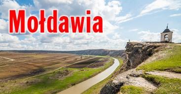 Mołdawia 4x4
