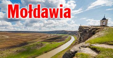 Podróże 4x4 bez granic - Mołdawia