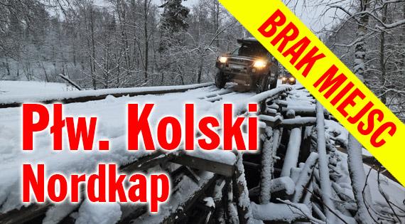 Płw. Kolski, Nordkap 4x4 - podróże terenowe bez granic