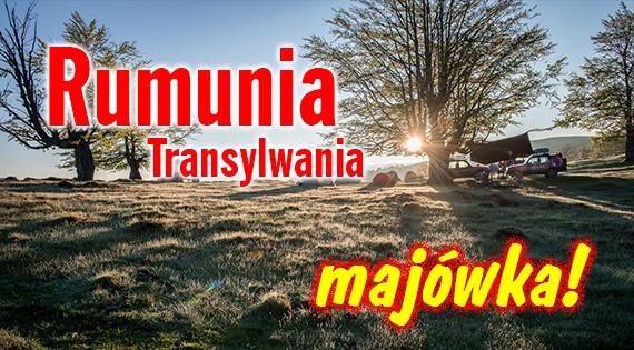 Rumunia 4x4 majówka 2020 - podróże4x4 przez bezdroża