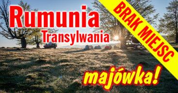 Rumunia Transylwania przygody 4x4 majówka dla amatorów turystyki 4x4