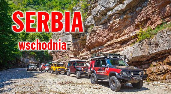 Serbia wyprawa 4x4