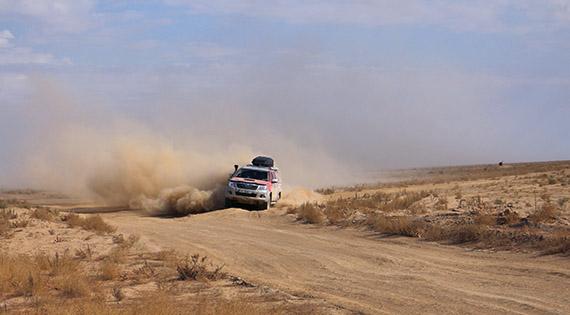 Kazachstan wyprawa 4x4