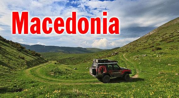 Macedonia 4x4