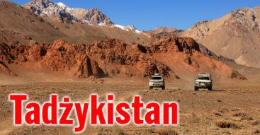 Tadżykistan 4x4 - Trakt Pamirski