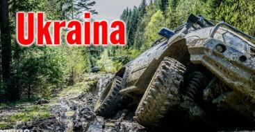 Ukraina 4x4 - wyprawa przez bezdroża bez asfaltu