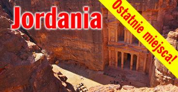 Jordania - podróże 4x4