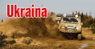 Wyprawa Ukraina 4x4