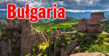 Bułgaria 4x4 - góry, jaskinie, terenówki