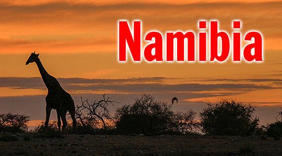 Namibia 4x4- wyprawa do Afryki z Przygody4x4