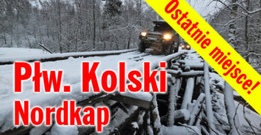 Wyprawa 4x4 Płw. Kolski Nordkapp