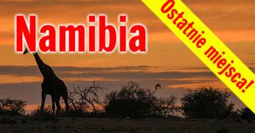 Namibia 4x4 - podróże bez granic!