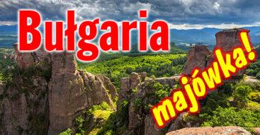 Bułgaria 4x4 majówka 2020 - podróże przez bezdroża, bez asfaltu i bez granic!