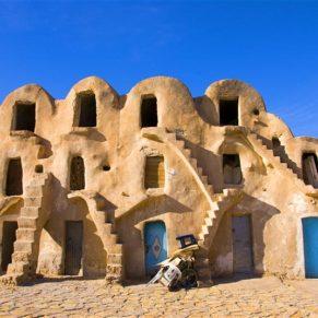 Tunezja ksar