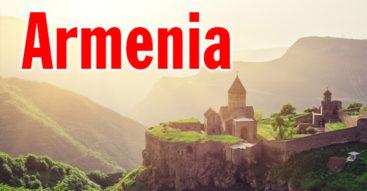 Armenia z Przygody4x4