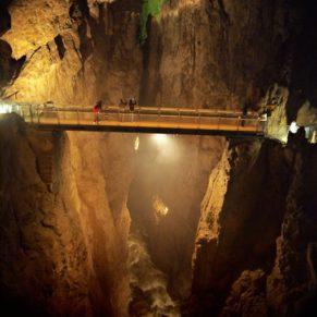 Jaskinie Skocjańskie