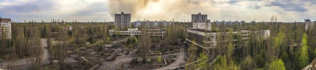Czarnobyl i Wołyń z Przygody4x4