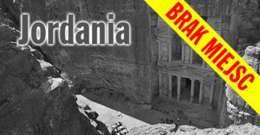 Jordania 4x4- wyprawa z Przygody 4x4