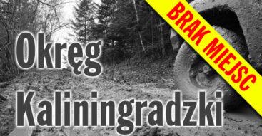 Okręg Kaliningradzki z Przygody4x4
