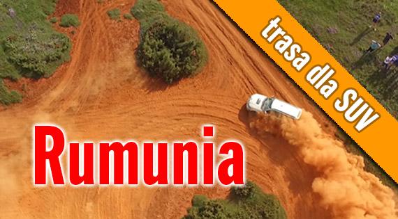 Rumunia 4x4 - wyjazd dla SUV z Przygody4x4