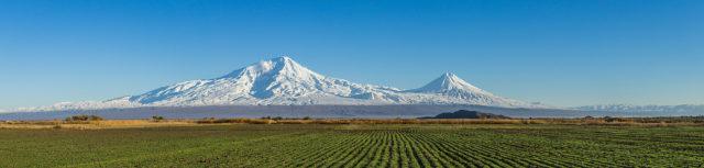 Góra Ararat - wschodnia Turcja