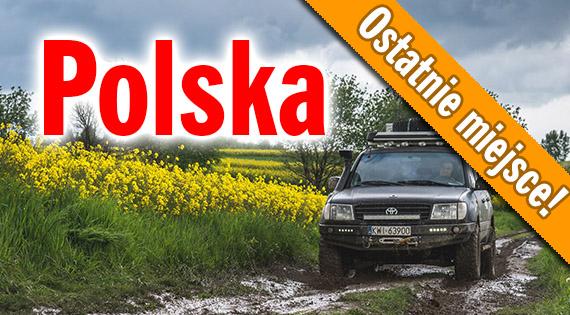 Wakacje w Polsce z Przygody4x4