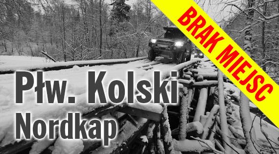 Wyprawa 4x4 Płw. Kolski Nordkapp - podróże 4x4 bez granic