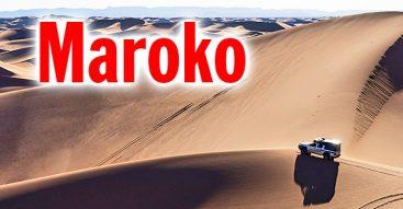 Maroko dla wyjadaczy - wyprawa na pustynię z Przygody4x4