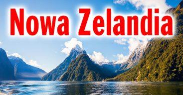 Nowa Zelandia kamperem - sylwester z Przygody4x4