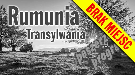 Rumunia 4x4 wakacje 2021 - podróże4x4 przez bezdroża