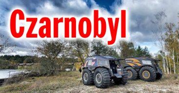 Czarnobyl - wycieczka z Przygody4x4